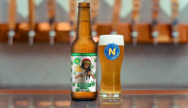 Bob Barley é a primeira cerveja portuguesa aromatizada com cânhamo