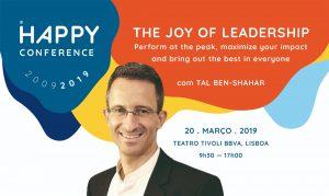 Felicidade e liderança são o destaque da décima Happy Conference