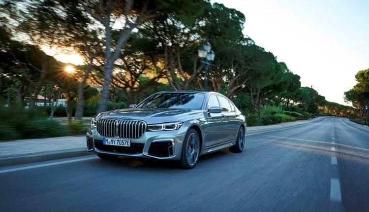 BMW Série 7 chega ao mercado em maio