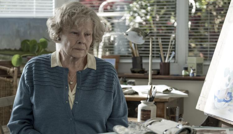 Judi Dench regressa com história verídica