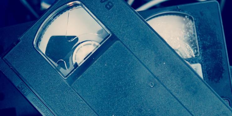 Não se desfaça já das cassetes VHS
