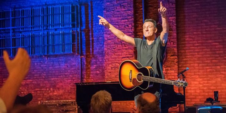 """Bruce Springsteen regressa com """"Western Stars"""""""