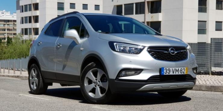 Ensaio: Opel Mokka X 1.6 CDTI Innovation