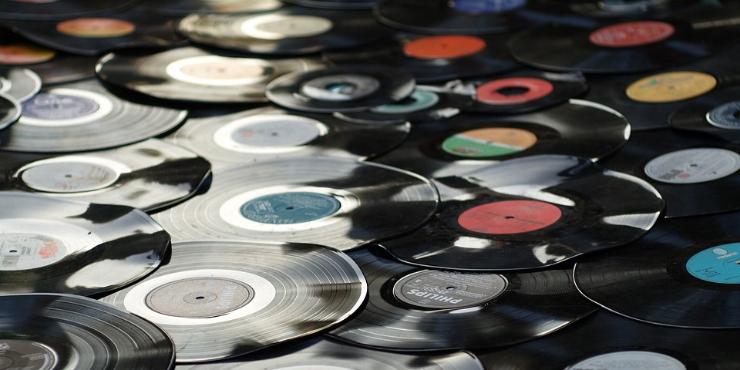 Outros 5 discos de vinil (agora) muito valiosos