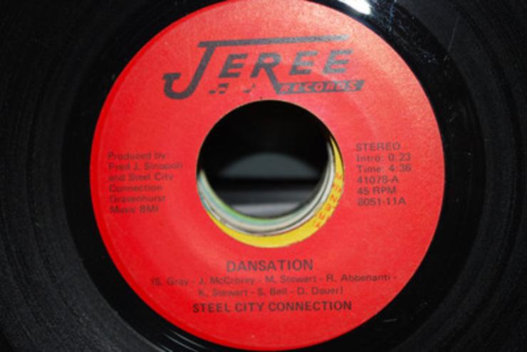 Steel City Connection - Dansation/Steel City Disco