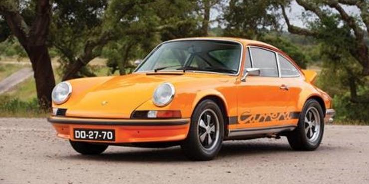 Coleção Sáragga: Automóveis clássicos de origem portuguesa vão a leilão