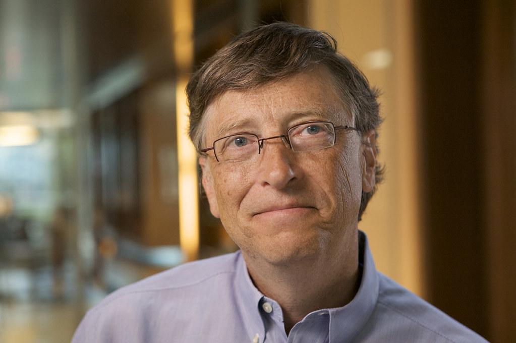 Porque é que Bill Gates diz que é mais feliz aos 60 anos do que aos 25?