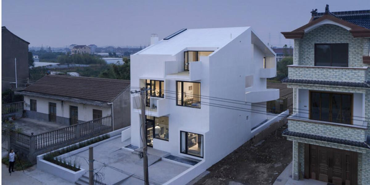Quatro gerações numa só casa. Será esta a habitação do futuro?