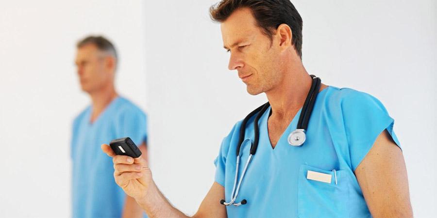 Lembra-se dos beepers? Há muitos hospitais que ainda os usam. Sabe porquê?