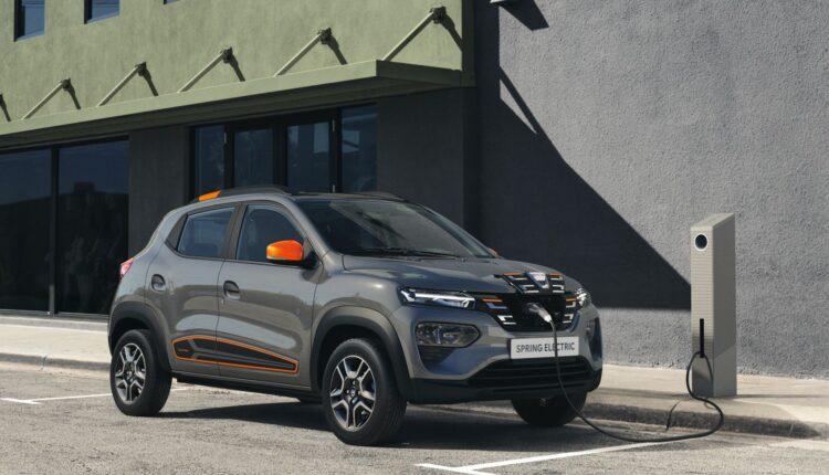 """Dacia Spring: O """"elétrico mais barato da Europa"""" chega em 2021"""